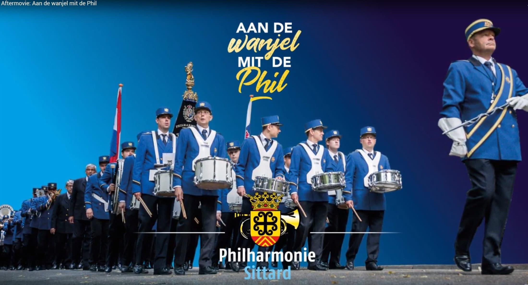 Aan de wanjel mit De Phil 2019