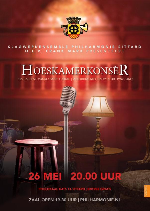 Philharmonie Sittard Hoeskamerconcert